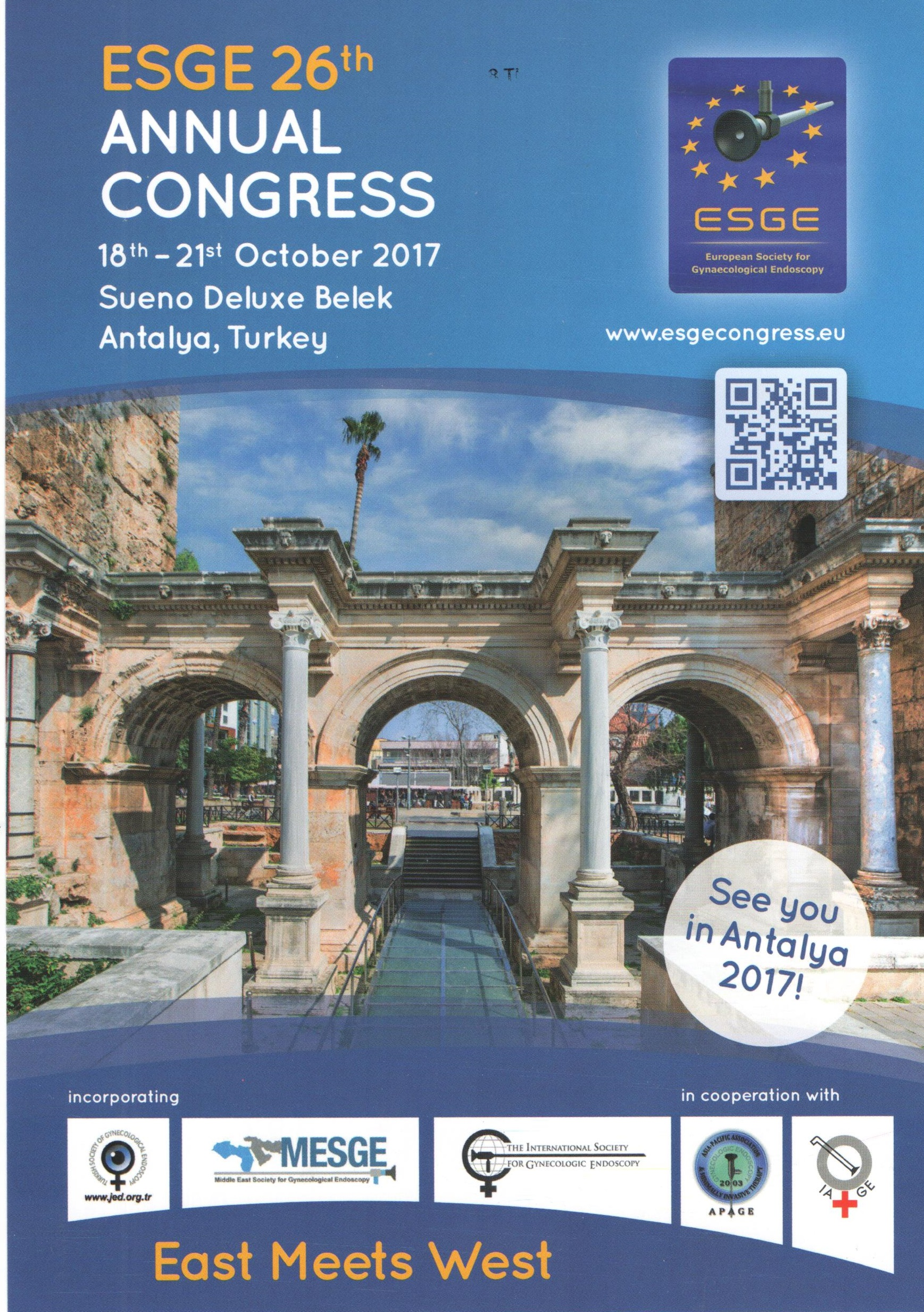 ESGE 26th Annual Congress