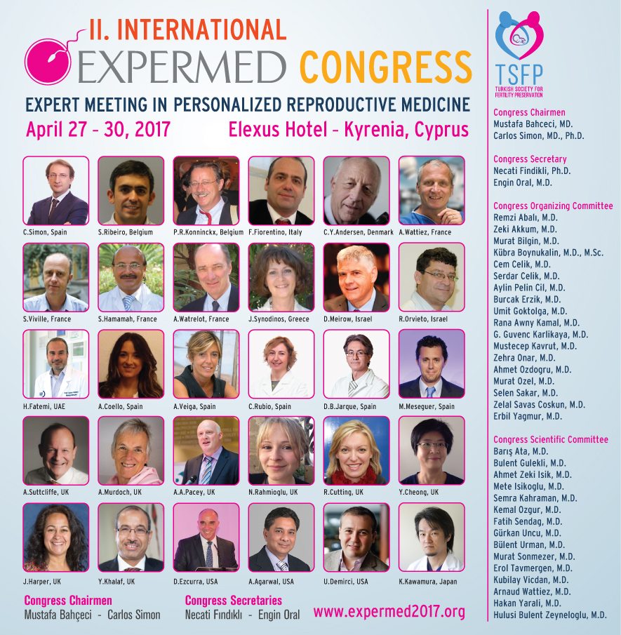 II. International Expermed Congress