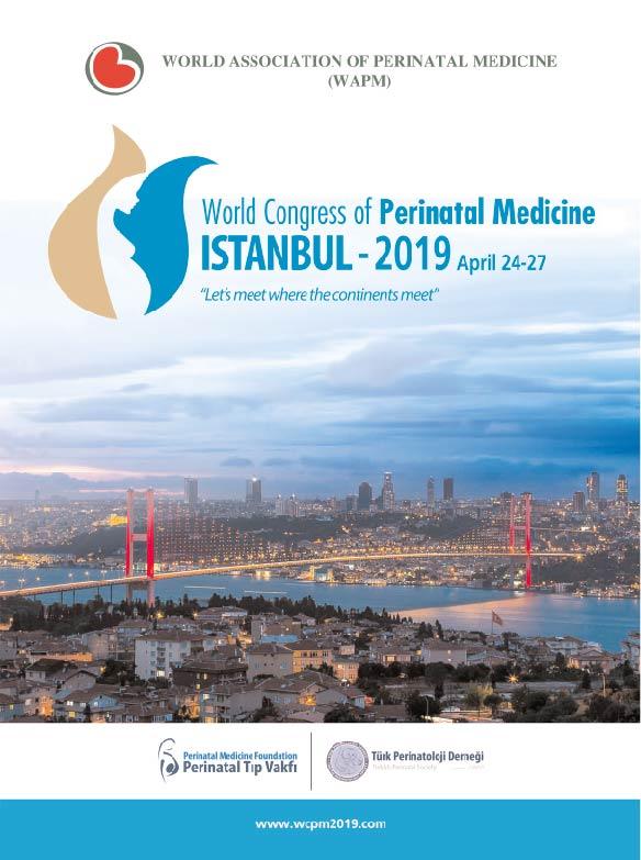World Congress of Perinatal Medicine ISTANBUL